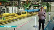 Matthew Chapman reports from CERN on the Swiss border