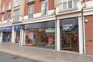 Carpetright is overhauling its branding as part of the turnaround