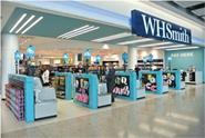 WHSmith\'s new store in Heathrow Terminal 2
