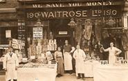 The John Lewis Partnership bought Waitrose in 1937