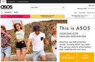Asos posted a fall in full-year profits