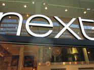 Next revealed second-quarter trading this week