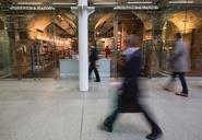 Fortnum & Mason opened its second standalone store in St Pancras
