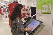 M&S innovates with in-store kiosks