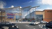 Tesco wants its new Extra store in West Bromwich to improve trade on the high street