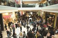 Footfall bounced back to growth in April, according to the British Retail Consortium (BRC) Footfall and Vacancies Monitor.