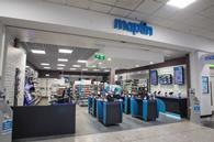 Maplin also intends to add further travel formats to its portfolio, including shops in rail stations, following the success of its first airport store in Glasgow.