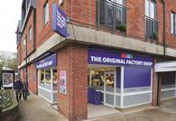 The Original Factory Shop has raided the Co-operative and Thorntons for its new chief financial officer and brand and customer director.
