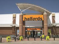 Halfords is setting up a pop-up tent shop at festivals Sonisphere and Camp Bestival this year so customers can collect orders on site.