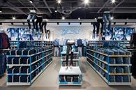 Primark has been marching overseas in recent years, with store openings in cities including Dusseldorf (pictured), Germany