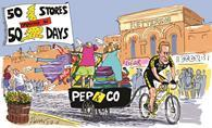 Pep&Co aims to open 50 stores in 50 days