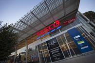 Tesco has issued a profit warning, saying its full year profits will be significantly below market expectations.