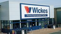 "Travis Perkins' consumer division, largely comprising Wickes, delivered ""strong"" sales in the first quarter."