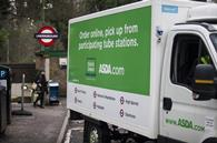 Asda doubles click-and-collect locations at Tube stops