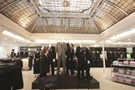 Menswear retailer Moss Bros has smartened up its act under Brian Brick
