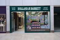 Holland & Barrett is in negotiations on a 7,000 sq ft site to trial a superstore format as it eyes a tranche of former Phones 4U stores.