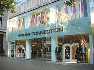"French Connection has warned that its first half retail sales will come in ""materially lower than expected""."