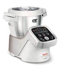 Tefal Cuisine Companion both prepares and cooks ingredients.