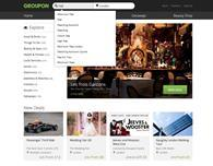 Groupon has overhauled its UK website as it vies to take on Amazon and eBay and become an online marketplace.