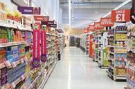 Sales of fast-moving consumer goods such as soft drinks, cereals and toiletries are growing at the slowest pace for five years, according to Neilsen.