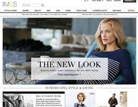 Marks and Spencer\'s website is taking time to bed in