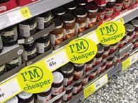 Morrisons\' I\'m Cheaper campaign