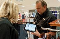 Retailers such as Marks & Spencer are already embracing the use of technology in-store