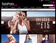 Boohoo\'s revenues surge for the half year