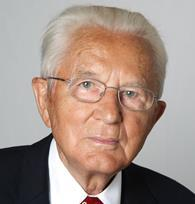 Karl Albrecht, the German entrepreneur who co-founded Aldi