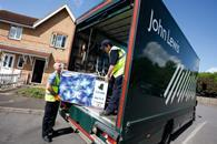 A growth in the company\'s nursery range boosted John Lewis