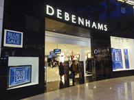 Debenhams full year profits tumbled, driven by high levels of discounting in the January Sales after lower than expected sales in the run up to Christmas last year.
