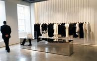 Victoria Beckham has opened her first store, on London's Dover Street, composed of three floors and covering 6,000 sq ft.