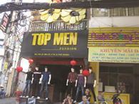 Top Men fashion in Vietnam