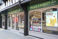 The first of Holland & Barrett\'s new concept stores, opening today in Chester