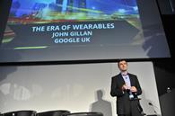 John Gillan, industry retail head at Google, spoke at the Retail Week Technology and Ecommerce Summit about the impact he expects Google Glass to have on Retail.