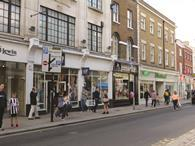 Sales on the high street plunged in August