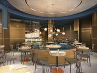 An artist\'s impression of the Chi Kitchen in Debenhams\' store in the Bullring