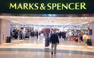 City analysts have expressed concern over Marks & Spencer and Debenhams because of the warmer weather.
