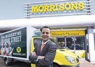 Dalton Philips confident Morrisons can outperform in food etail