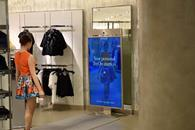US luxury fashion retailer Neiman Marcus has begun rolling out a mirror that captures images and videos of clothing customers try on.