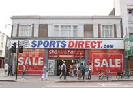 Sports Direct has faced criticism over zero-hours contracts