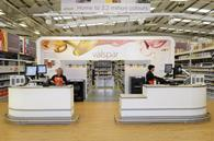 Valspar\'s colour matching scheme allows customers to match colours with any item