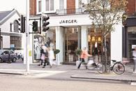 Jaeger store front