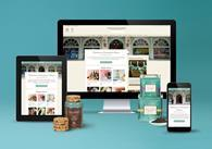 Fortnum & Mason has launched a new website