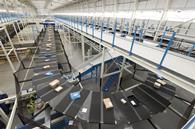 Hermes has opened its innovative new Warrington hub