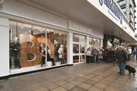 Bonmarché has replaced chairman Tim Mason with ex-House of Fraser boss John Coleman