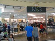 M&S Back to School standalone pop-up store in the Trafford Centre