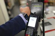 Apple Pay launched in the UK last month