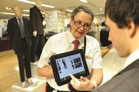 Online is now Marks & Spencer's flagship store