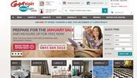 Carpetright is relaunching its website next year to give it a more inspirational feel